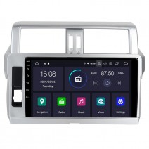 Навигация / Мултимедия с Android за Toyota Land Cruiser Prado 150 2014 2015 - DD-2127