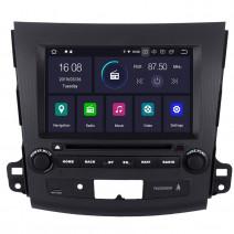 Навигация / Мултимедия с Android 10 за Peugeot 4007 - DD-2034