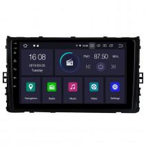 Навигация / Мултимедия с Android 10 за Seat Ibiza Leon Arona Ateca Tarraco MQB 2018 - DD-5425