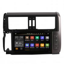 Навигация / Мултимедия с Android 9.0 Pie за Toyota Land Cruiser Prado 150 2010 2013 - DD-T035