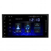 Навигация / Мултимедия с Android 10 за Toyota Corolla, Hilux, RAV4 и други - DD-2135A