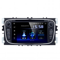 Навигация / Мултимедия с Android 10 за Ford Mondeo, Focus, S-Max - DD-2036