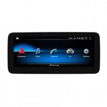 Навигация / Мултимедия с Android 10 за Мерцедес A-Class CLA-Class GLA-Class W176 NTG 4.5-5.0 с голям екран - DD-1202