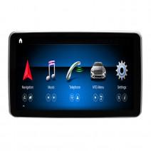 Навигация / Мултимедия с Android 10 за Мерцедес ML-Class GL-Class W166 X166 NTG 4.5 с голям екран - DD-0901