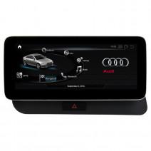 Навигация / Мултимедия с Android 10 за Audi Q5 с голям екран - DD-3013