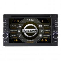 Универсална Навигация / Мултимедия с Android 10 за Nissan - DD-6546N