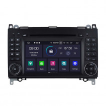 Навигация / Мултимедия с Android 10 за Mercedes A-class, B-class и други - DD-5716