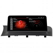 Навигация / Мултимедия с Android 10 за BMW X3 F25 / X4 F26 NBT с голям екран - DD-8263