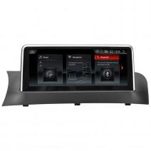 Навигация / Мултимедия с Android 10 за BMW X3 F25 / X4 F26 CIC с голям екран - DD-8243