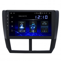 Навигация / Мултимедия с Android 10 и Голям Екран за Subaru Forester Impreza - DD-5415