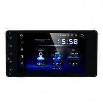 Навигация / Мултимедия с Android 10 за Mitsubishi Outlander Lancer-X ASX Pajero - DD-2138