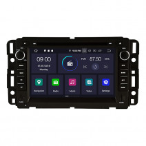 Навигация / Мултимедия с Android 10 за HUMMER H2, GMC Acadia, Yukon - DD-5391