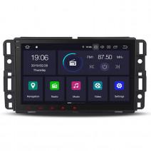 Навигация / Мултимедия с Android 10 за HUMMER H2, GMC Acadia, Yukon - DD-8105